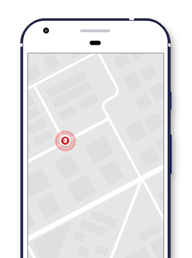 gps tracking device - location tracking on app