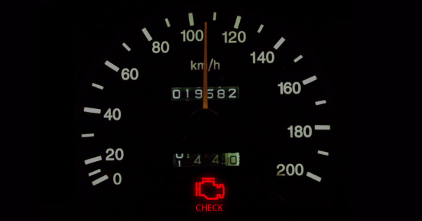 OBD Scanner: check engine light