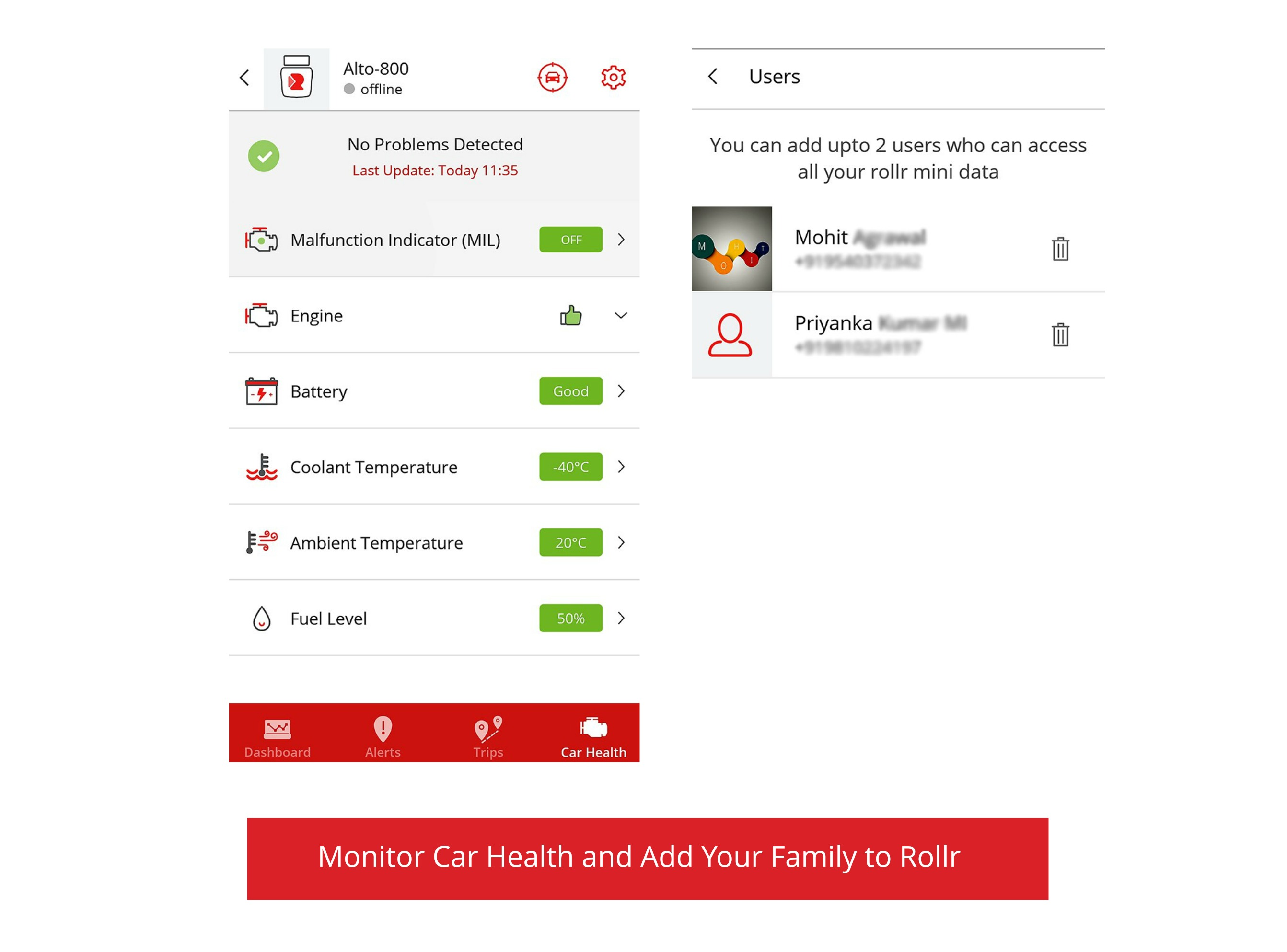 Get Car Health Data: More than a GPS Tracking Device for Cars