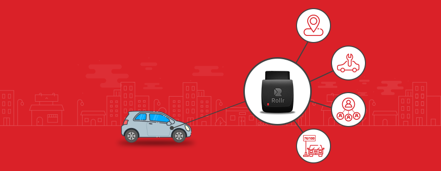 Rollr Mini: More than a GPS Tracking Device for Cars
