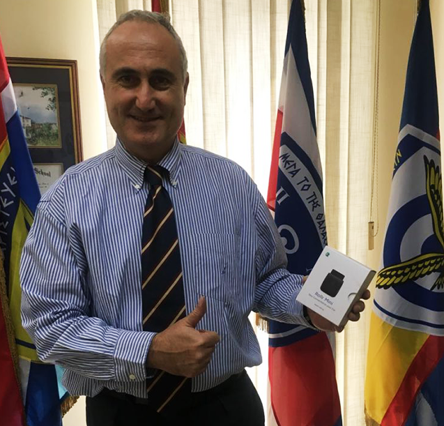The Embassy of Greece Chooses Rollr | Connected Car Solutions