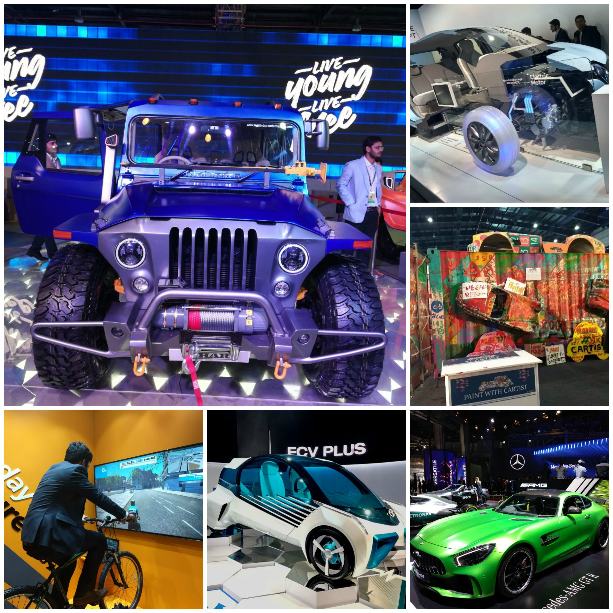 Auto Expo 2018 Highlights & Industry Trends - Telematics