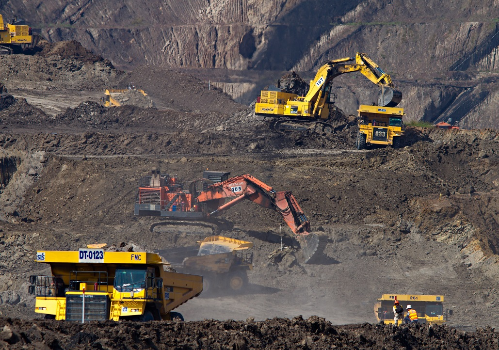 GPS Tracking system for mining sector