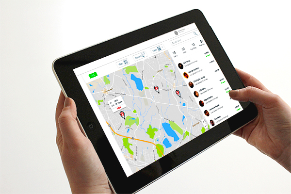 customised solution by GPS fleet tracking companies